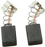 Kohlebürsten für MAKITA UH6570 Heckenschere -- 6x9x11mm -- 2.4x3.5x4.3''
