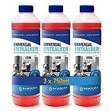 Maxxi Clean Power Universal Entkalker für Ihren Kaffeevollautomaten | Für alle bekannten Marken...