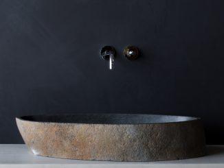 Naturstein Waschbecken richtig reinigen und imprägnieren