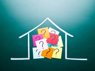 Ein Haus mit ganz vielen Fragezeichen
